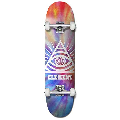 Element Skateboard Complete Deck Eye Trippin 8.0\'\' Complete