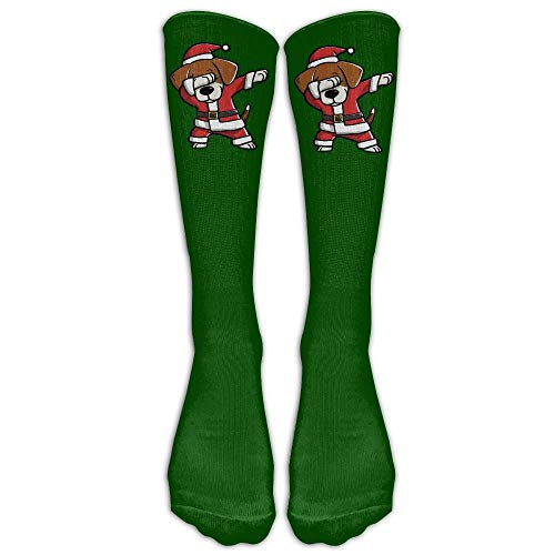 Athletic Softball-sweatshirt (REordernow Dabbing Beagle Ugly Christmas Sweater Athletic Tube Stockings Women's Men's Classics Knee High Socks Sport Long Sock One Size Socken)