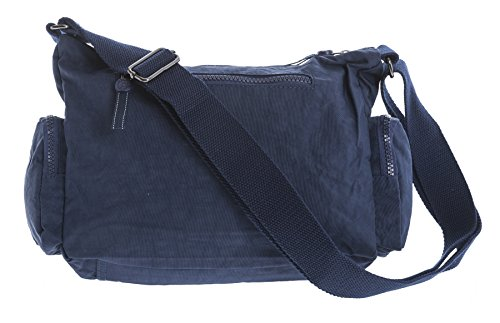 Big Handbag Shop , Sac bandoulière pour femme Messenger Style 1 - Camel