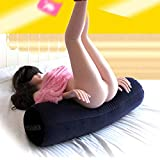 CHTOY Aufblasbares Multifunktionsbett-Kissen-Kopfstützen-Taillen-Kissen, aufblasbares Körper-Kissen-Kissen-Kissen-Körper-Liebes-Position-Bett-Kopf-Kissen-Erwachsen-bewegliches Paar-Ganzkörper-Kissen