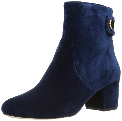 Nine West Damen Quarryn Stiefel, Blau (French Navy), 39 EU