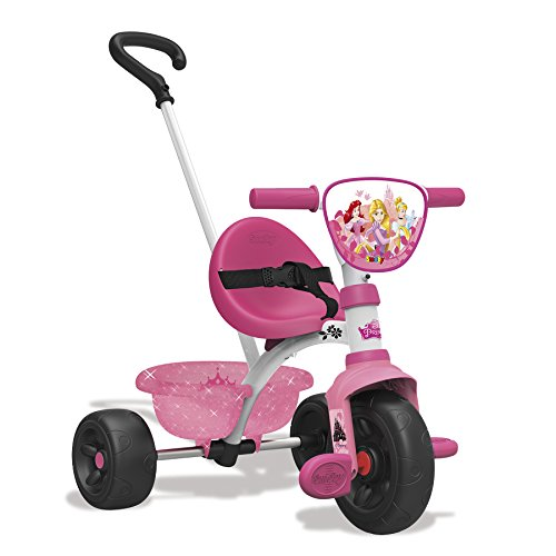 Smoby - 740317 - Disney Princesses - Tricycle Be Move - Pédales...