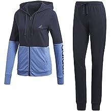 adidas Wts Co Marker Chándal, Mujer, Azul (Azul/Azul), L