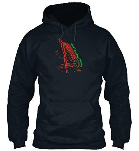 Bequemer Hoodie Damen / Herren / Unisex von Teespring | Originelles Outfit für jeden Anlass und lustige Geschenksidee - TRIBE CALLED QUEST THE LOW END THEORY TE (Kleidung Called Tribe Quest,)
