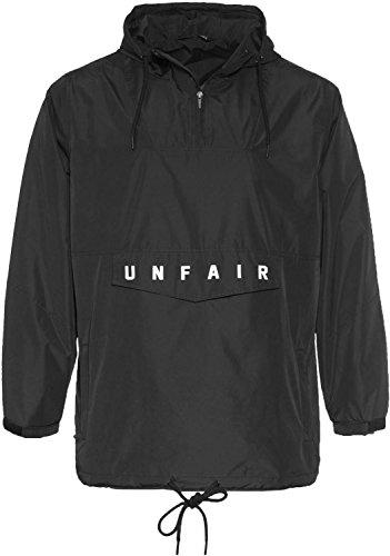UNFAIR ATHLETICS Herren Jacken / Übergangsjacke Unfair schwarz M