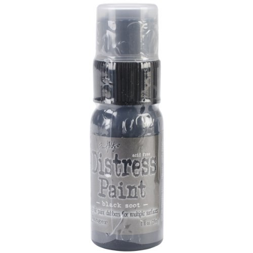ranger-tim-holtz-distress-paint-1-ounce-black-soot-by-ranger