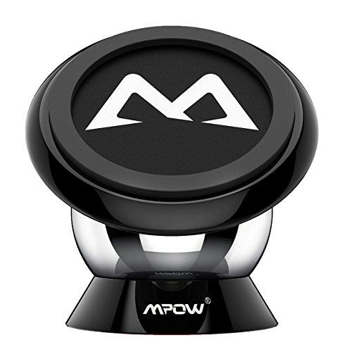 Soporte Magnético Universal con Pegatinas Metalicas, Mpow Iman Móvil Coche / Soporte...