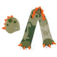 Kidorable Hat and Scarf Set (Dinosaur) by Kidorable