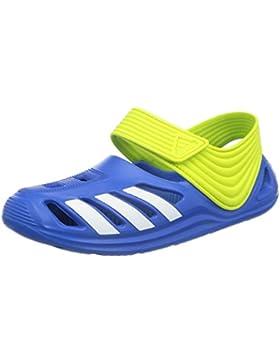Adidas Zsandal K CBLACK/FTWWHT/CBLACK