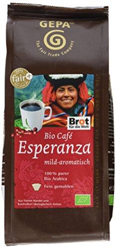 GEPA Cafe Esperanza, 250 g, packung