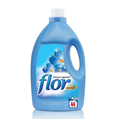 Flor Azul suavizante para la ropa - 44 Lavados