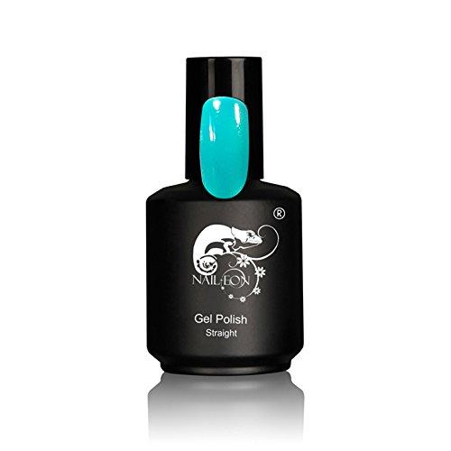 Vernis à ongles UV ou LED semi permanent 15 ml numéro 1034 turquoise