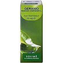 Olio essenziale Geranio puro al 100% 10 ml - Prodotto erboristico made in Italy