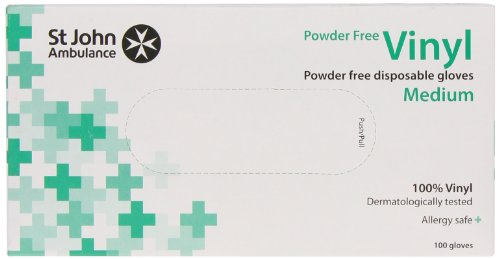 st-john-ambulance-vinyl-powder-free-gloves-medium-box-of-100