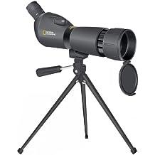 National Geographic 9057000 - Catalejo (ampliación entre 20 - 60x), color negro