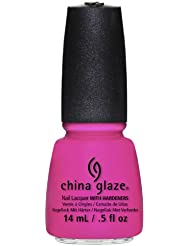 China Glaze Vernis à Ongles Effet Laqué You Drive Me Coconuts 14 ml
