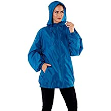 Pro Climate Womens ProClimate Water Resistant Jacket In A Bag New Ladies Hooded Pac A Mac