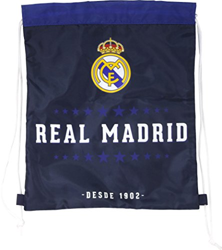 EXCLUSIV-Real-Madrid-EDEL-2013--Bolsa-de-deporte-Saco-inoxidable