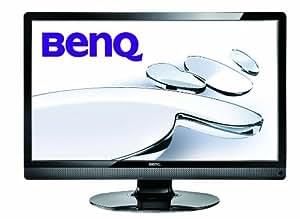 BenQ ML2441 59,9 cm (23.6 Zoll) Full-HD LED-Monitor (VGA, DVI, HDMI, S-Video, SCART, Reaktionszeit 5ms, TV-Tuner) schwarz