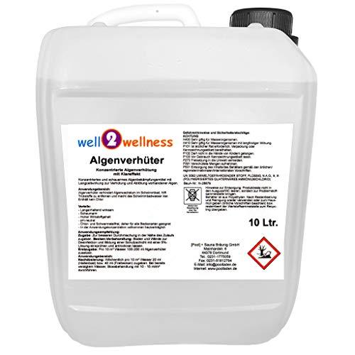 Pool Algenverhüter/Algenvernichter 10,0 l - konzentriert + schaumfrei