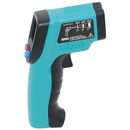Handdigital-Infrarot-Thermometer Gun -58 ? ~ 1022 ? IR-Infrarotthermometer Temp Temperaturgewehr-Meter Prüfvorrichtung-Messgerät 1PC -