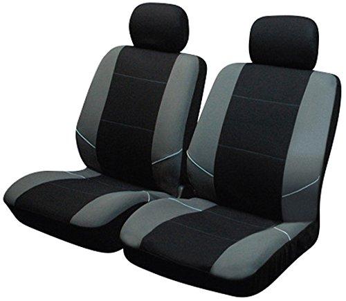 Sakura SS3633 - Juego fundas asientos delanteros coche