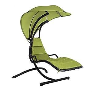 Torino Hanging Gargen Chair Green