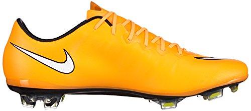 Nike - Mercurial Vapor X Firm-Ground, Scarpe Da Calcio da uomo Arancione (Orange (Laser Orange/White-Black-Volt 800))