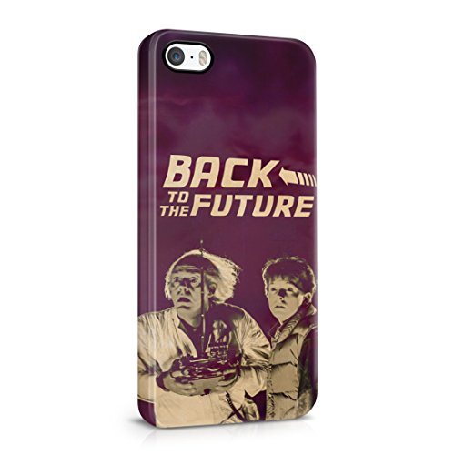 Back To The Future iPhone 5/5S Phone Case