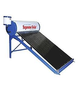 Supreme Solar 100 LPD Solar Water Heater (Multicolour, SS-001)
