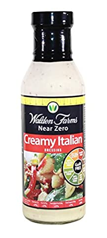 Walden Farms 355ml Creamy Italian Salad Dressing