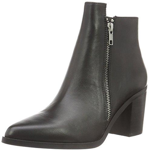 Buffalo 15b66-1 Nappa Leather, Bottes Classiques femme Noir - Noir (01)