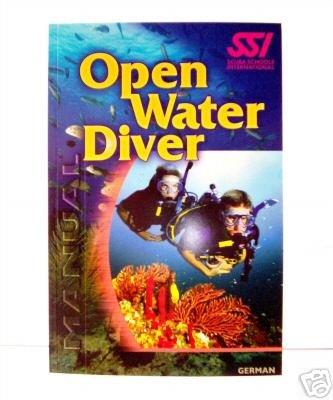 Lernbuch SSI Open Water Diver Manual -