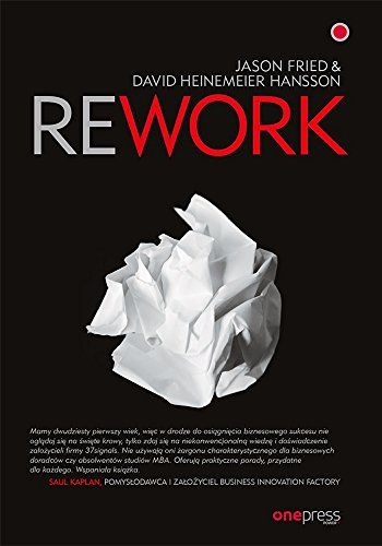 Rework por Jason Fried