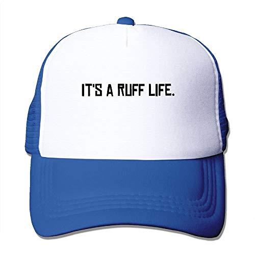 5486919c No Soy Como Tu Ruff Life Adjustable Snapback Baseball cap Custom Mesh  Trucker Hat