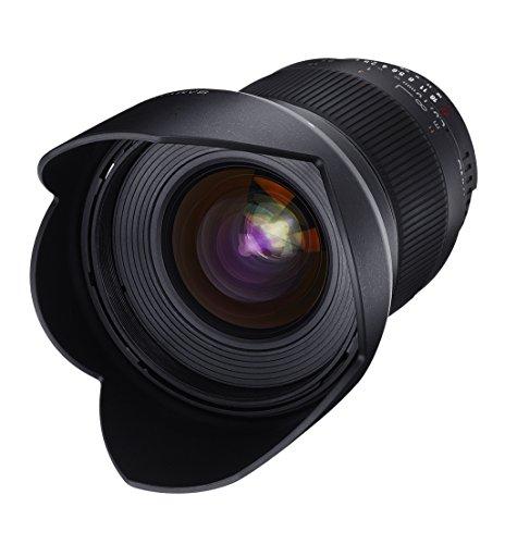 Samyang 16mm F2.0 Objektiv für Anschluss Micro Four Thirds - 3
