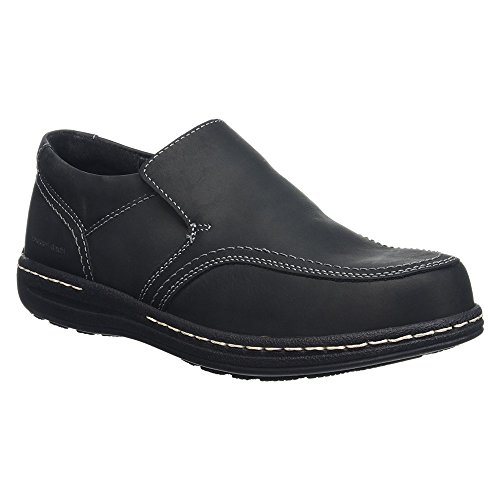Hush Puppies Mens Vindo Victory Formal Slip On Leather Loafer Shoes
