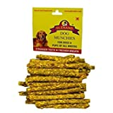 #6: Glenandd India Dog Treat, Pack Of 3