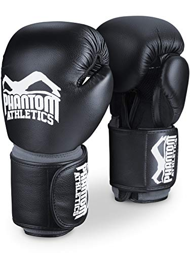 Phantom Boxhandschuhe Elite ATF | Profi Handschuhe für Kampfsport Training und Wettkampf | MMA Kickboxen Boxen Muay Thai