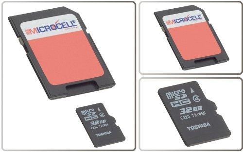 Microcell SD 32GB Speicherkarte / 32 gb micro sd karte für Samsung Galaxy S5 Mini G800 - 2