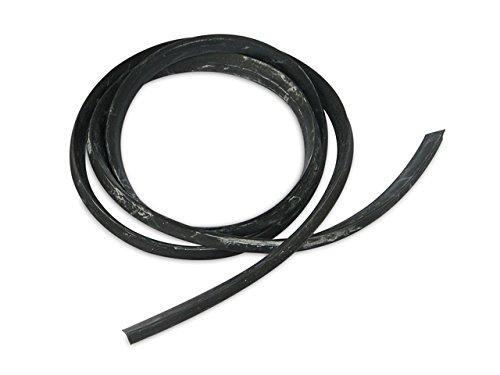 Preisvergleich Produktbild Kedergummi passend für TROLL 1, 0m schwarz Werkzeugfach