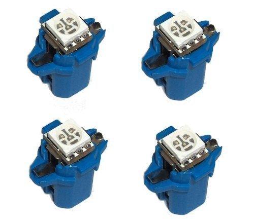 Adapter Universe 6100 Tacómetro Led, Azul, 4 Piezas