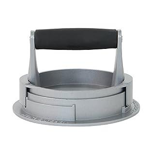 ProCook Adjustable Non-Stick Cast Aluminium Burger Press 3 in 1