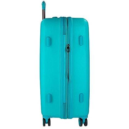 Movom Wood 5319367 Maleta, 75 cm, 109 Litros, Azul