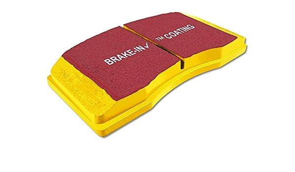 EBC Brakes dp41329r Yellowstuff pastiglie Freno