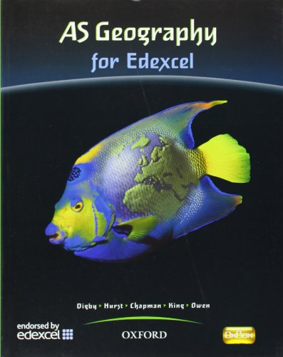 AS Geography for Edexcel Student Book: Students' Book