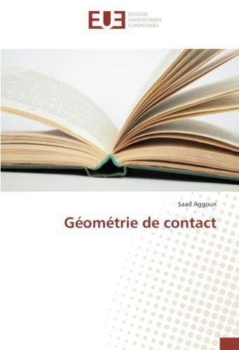 Géométrie de contact