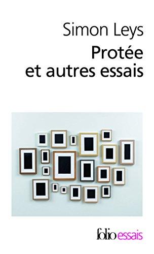 Protée et autres essais (Folio Essais) por Simon Leys