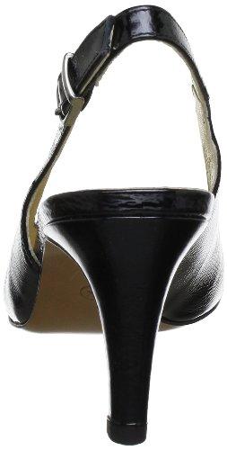 Kaiser Crakle black 72713 Sandali Donna Peter 403 Della 403 Nera d846qx0