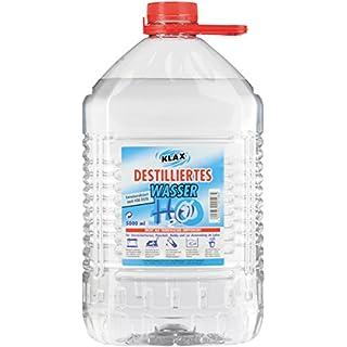 Destilliertes Wasser 5 Liter 130043K